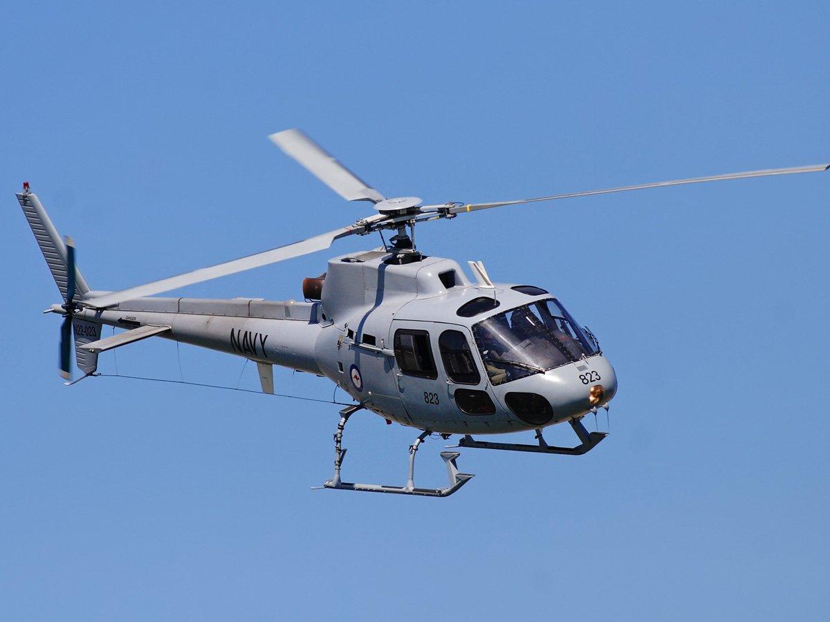 Полет на вертолете по Италии