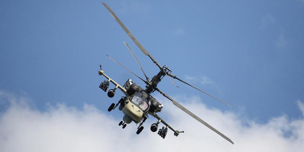 Экспортные поставки вертолетов «Аллигатор» начнутся в 2017 году