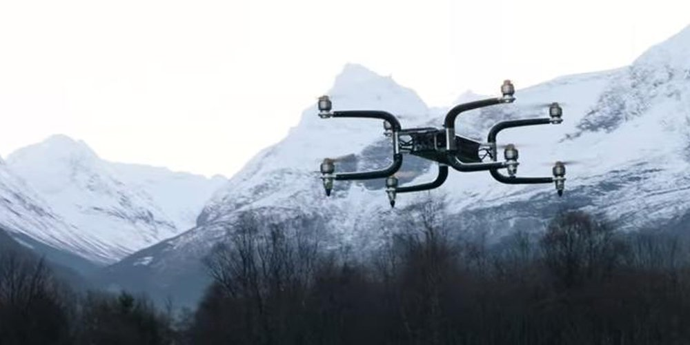 Griff Aviation анонсировала беспилотник грузоподъемностью 225 килограммов