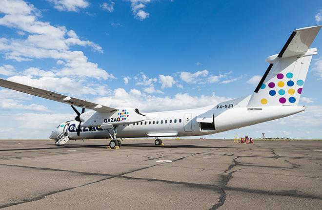 Qazaq Air инициировал переговоры о полетах в РФ