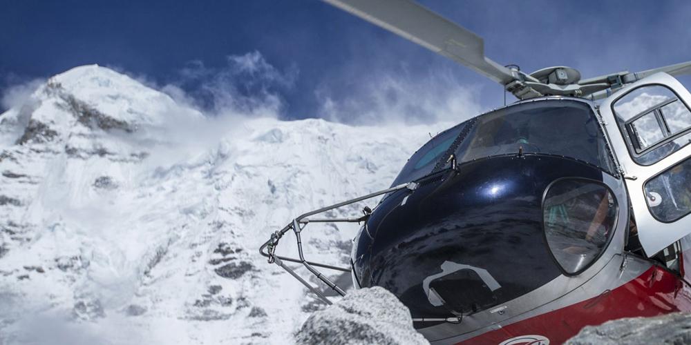 В Италии разбился вертолет экстренной медицинской службы