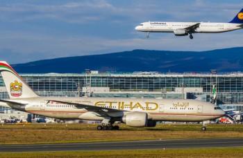 Lufthansa и Etihad Airways твердо решили объединиться