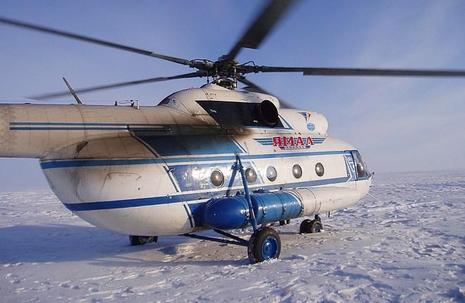 Авиакомпания «Ямал» заказала два новых вертолета Ми 8 (МТВ-1)