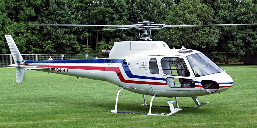 Супружеская пара из Челябинской области за долги лишилась вертолета