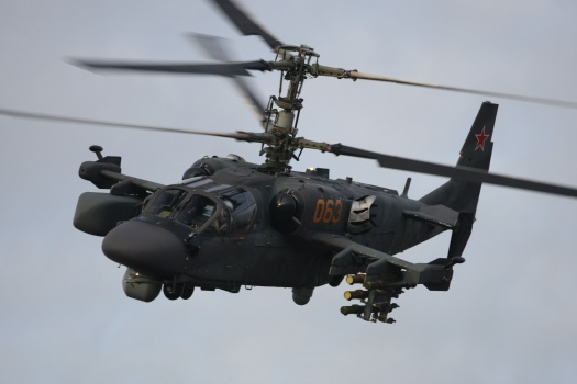 Хеликоптеры Министерства обороны РФ обслужит завод-изготовитель