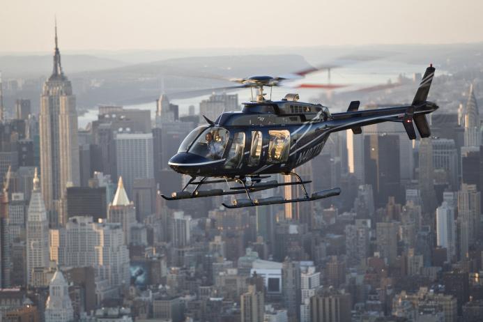 Компания Delta Airlines запускает вертолетный трансфер между JFC и Манхэттеном
