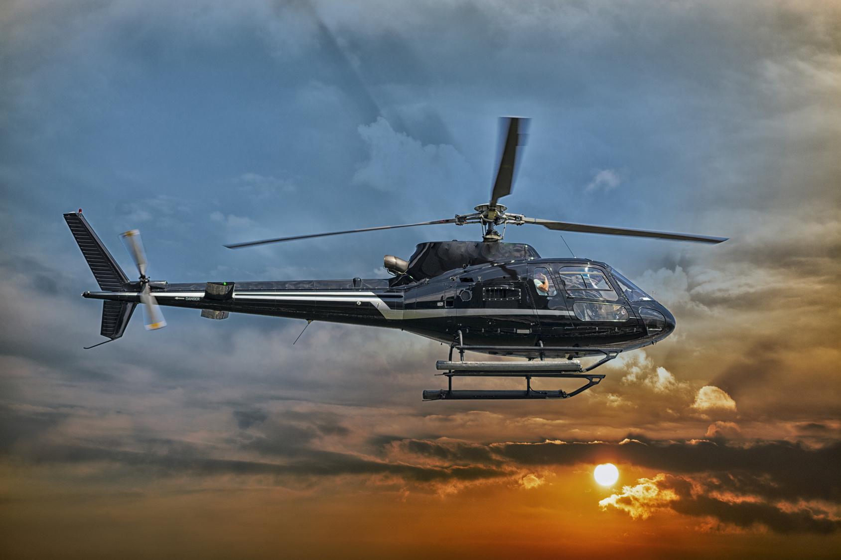 Вертолетные трансферы: скорость, комфорт и доступность