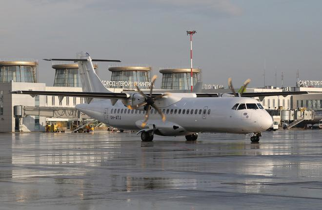 «Finnair» будет больше летать через питерский аэропорт «Пулково»