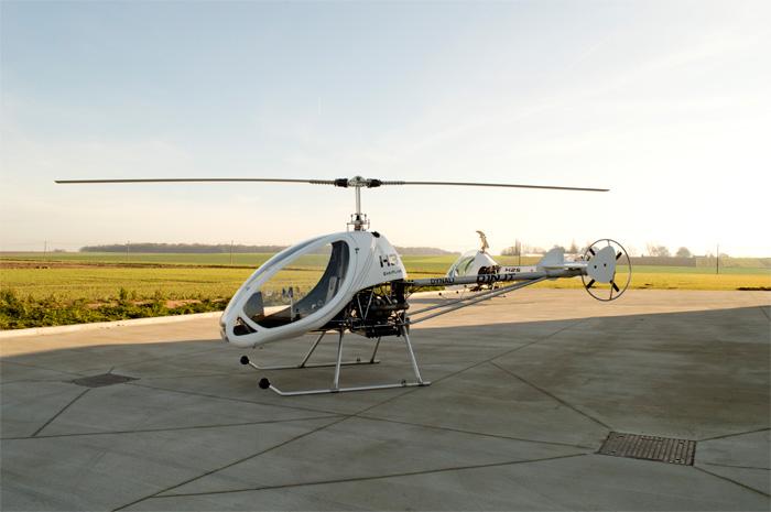 Вертолет Dynali H3 – новый помощник в бизнесе