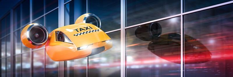 Летающие такси: реальность ближайшего будущего для бизнес авиации?